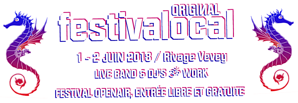 LIVE @ FESTIVALOCAL OPEN-AIR VEVEY